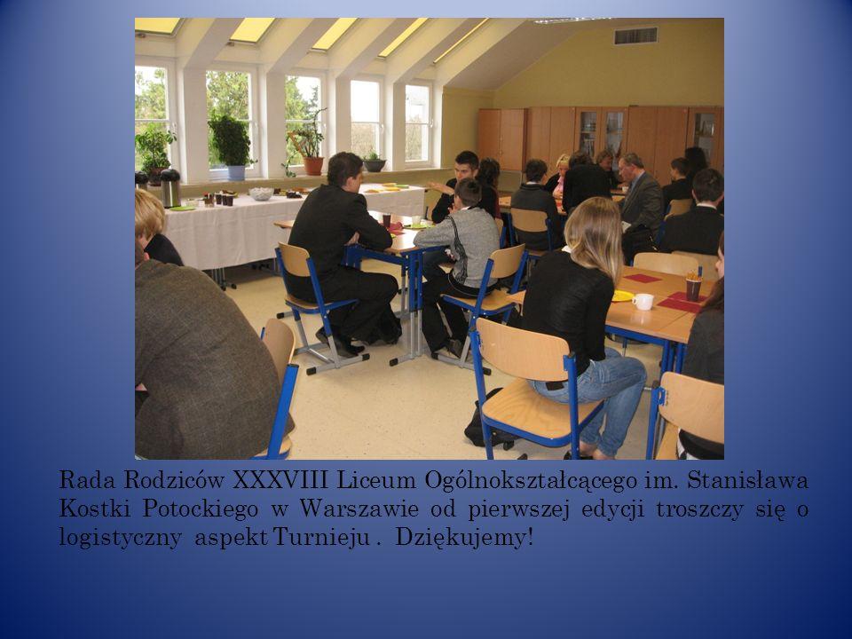 Rada Rodziców XXXVIII Liceum Ogólnokształcącego im