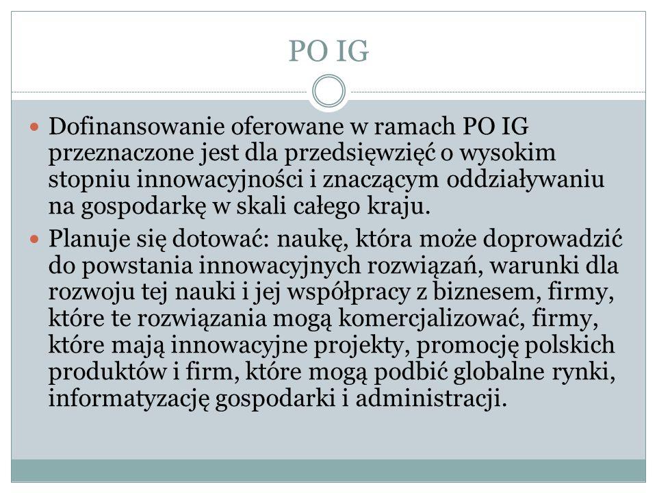 PO IG