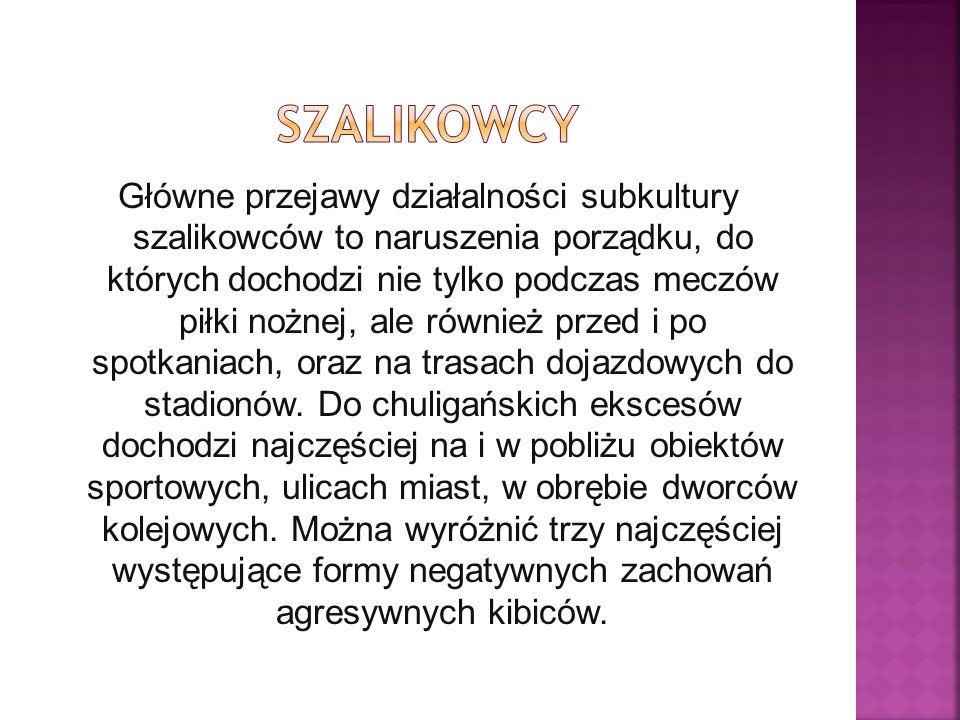 Szalikowcy