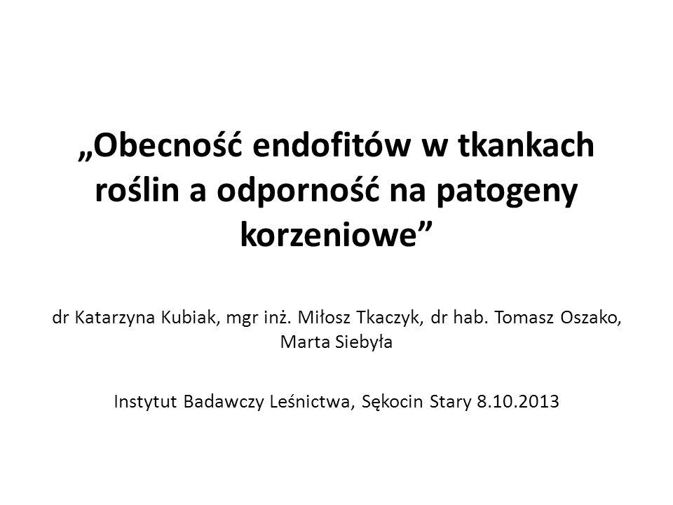 Instytut Badawczy Leśnictwa, Sękocin Stary 8.10.2013