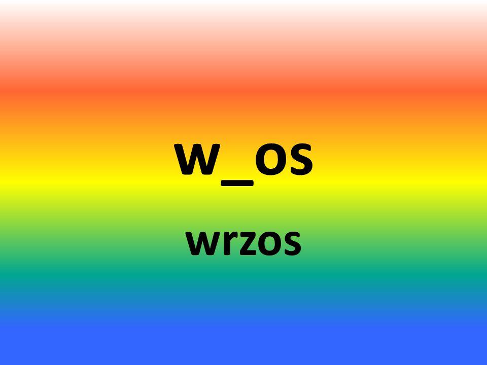 w_os wrzos
