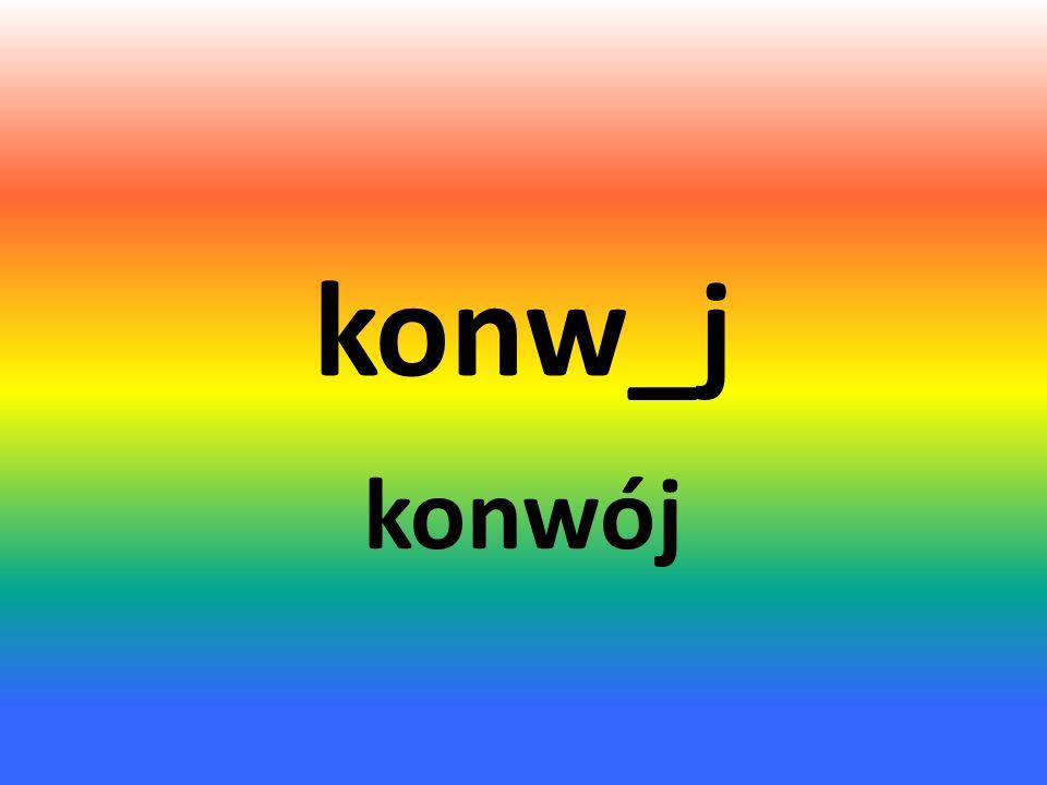 konw_j konwój