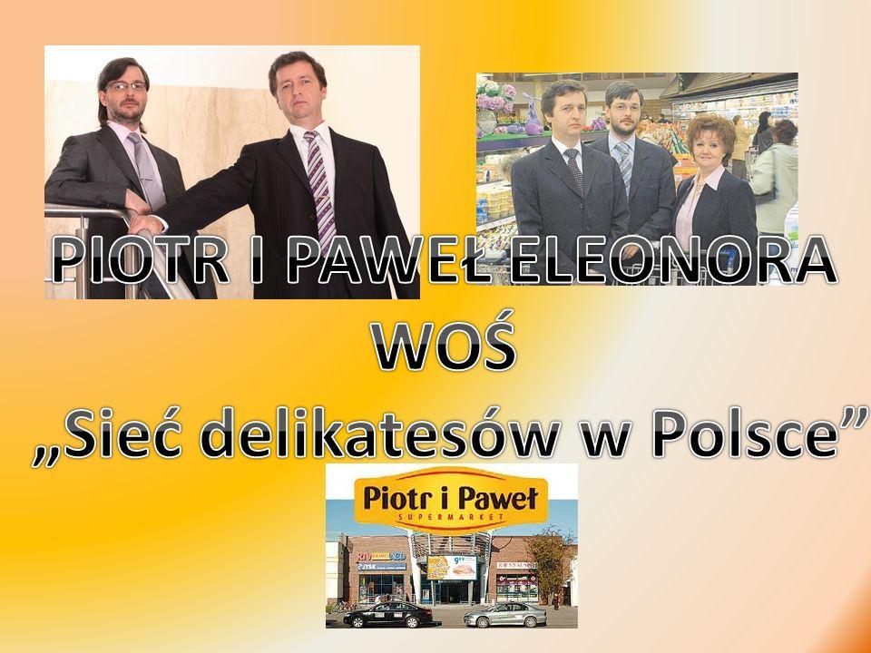 """""""Sieć delikatesów w Polsce"""