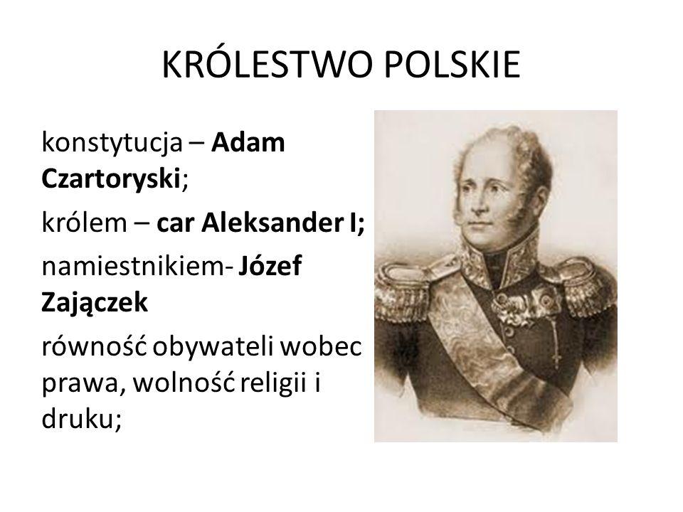 KRÓLESTWO POLSKIE
