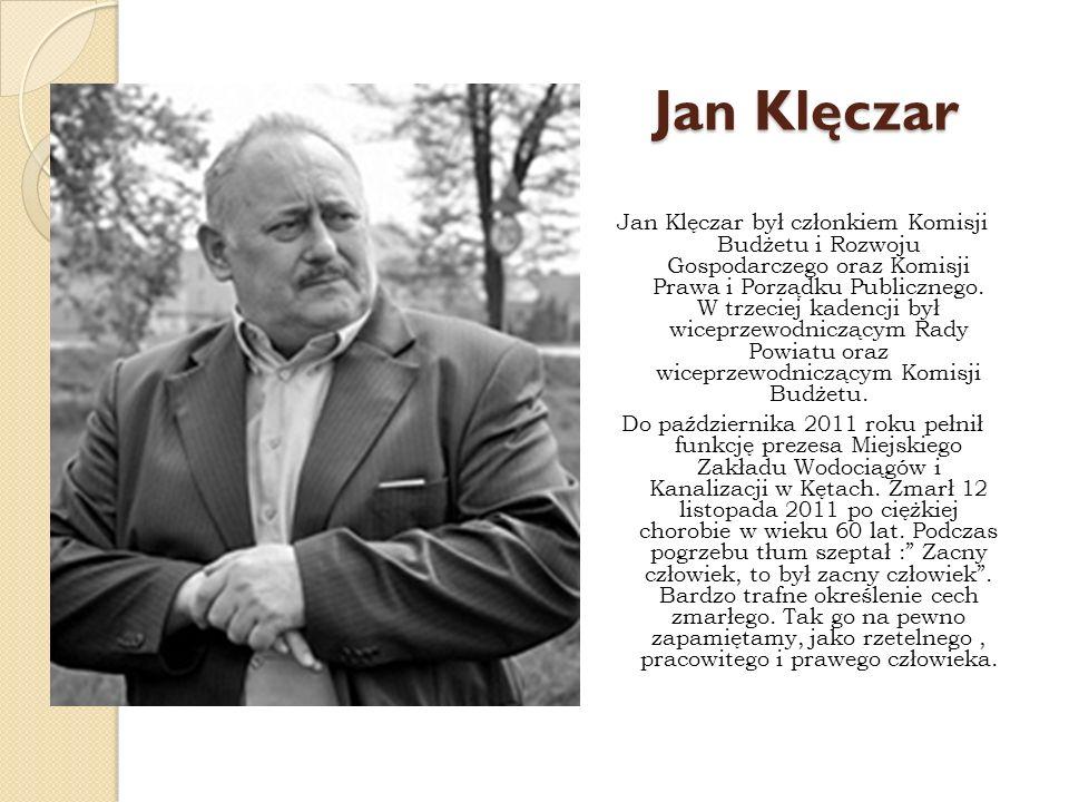 Jan Klęczar