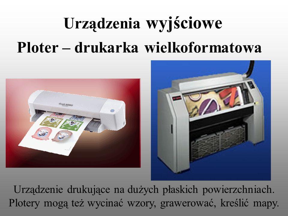 Ploter – drukarka wielkoformatowa