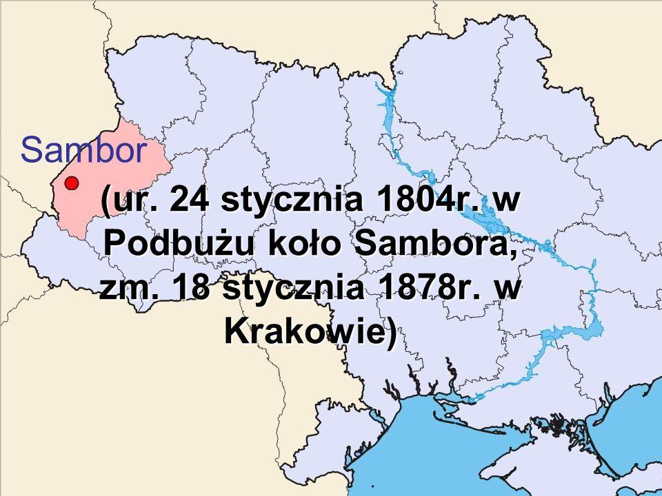Sambor (ur. 24 stycznia 1804r. w Podbużu koło Sambora, zm. 18 stycznia 1878r. w Krakowie)