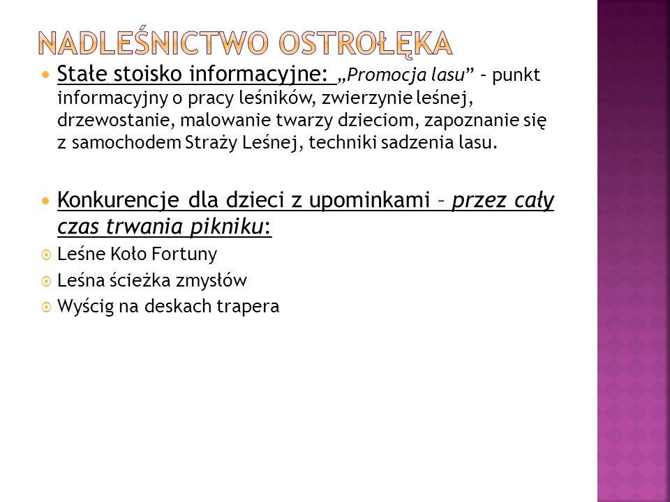 Nadleśnictwo Ostrołęka