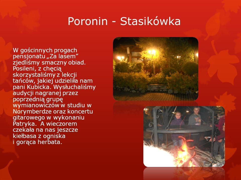 Poronin - Stasikówka