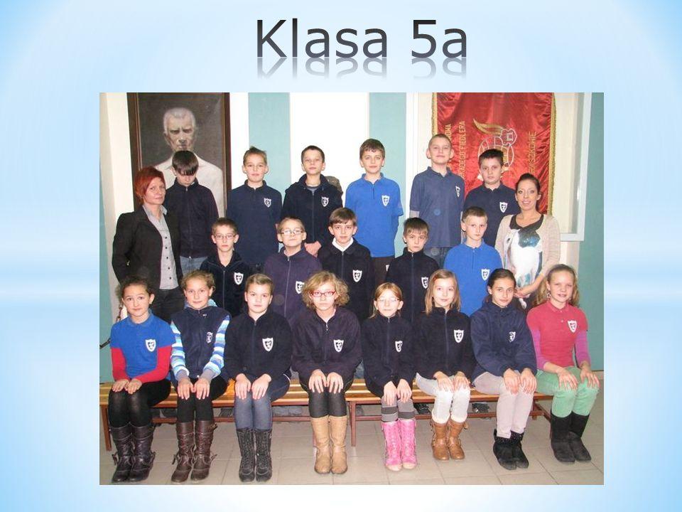 Klasa 5a