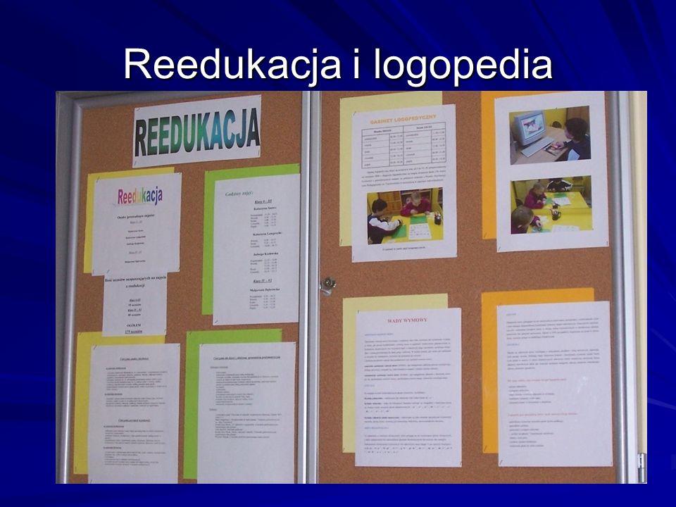 Reedukacja i logopedia