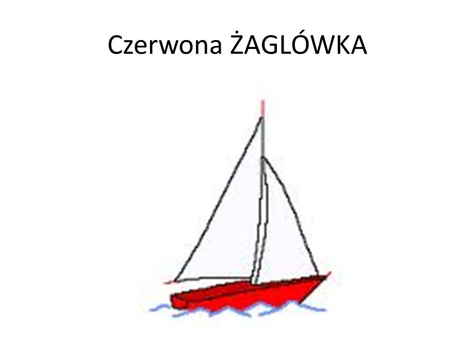 Czerwona ŻAGLÓWKA