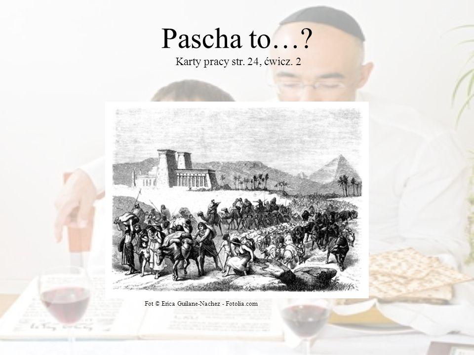 Pascha to… Karty pracy str. 24, ćwicz. 2