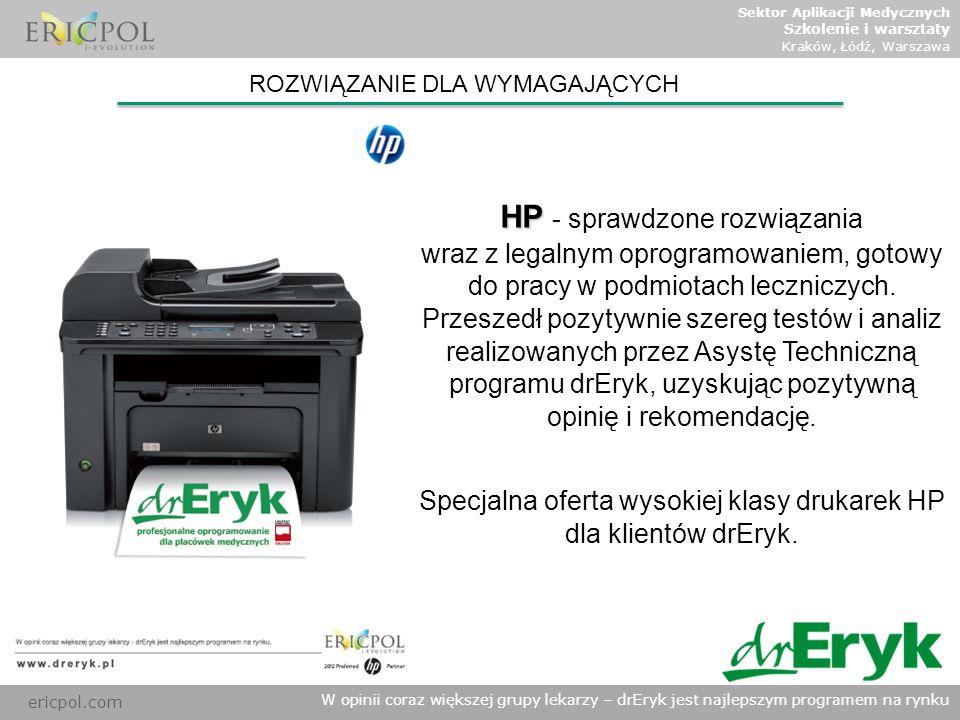 HP - sprawdzone rozwiązania
