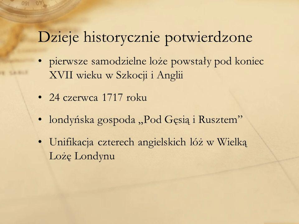 Dzieje historycznie potwierdzone
