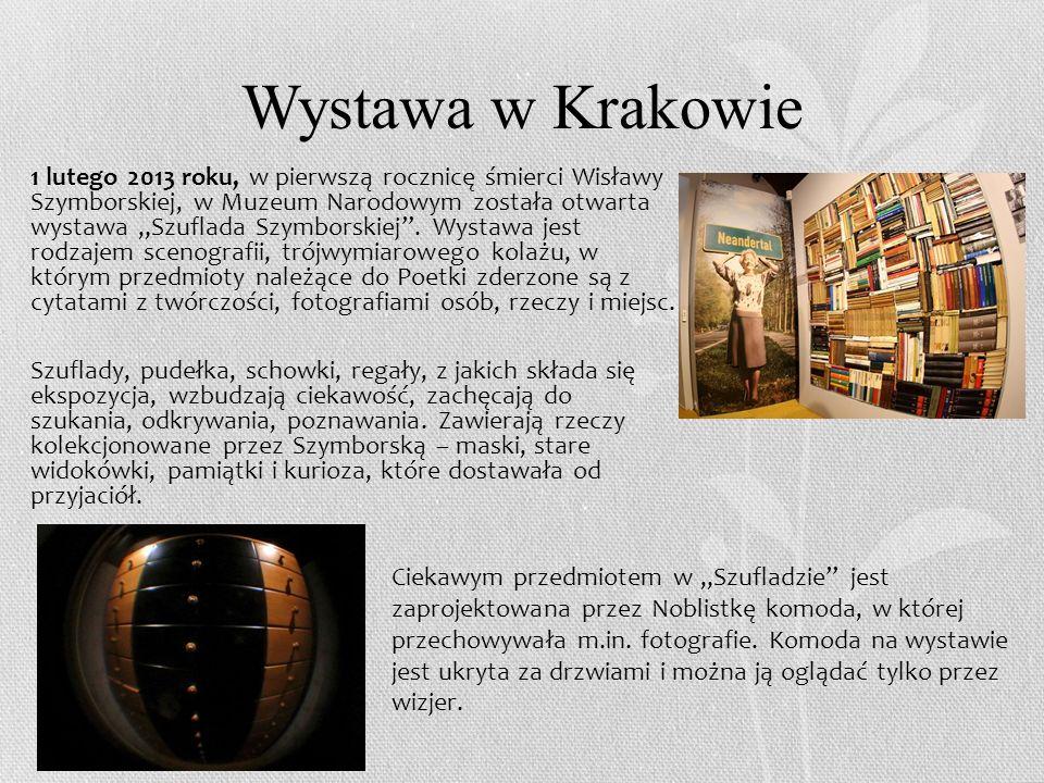 Wystawa w Krakowie