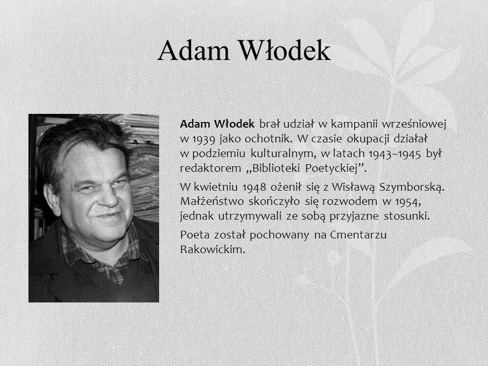 Adam Włodek