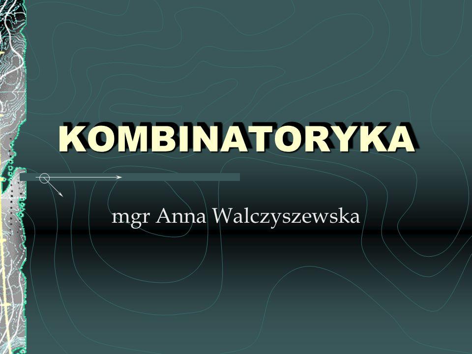 mgr Anna Walczyszewska