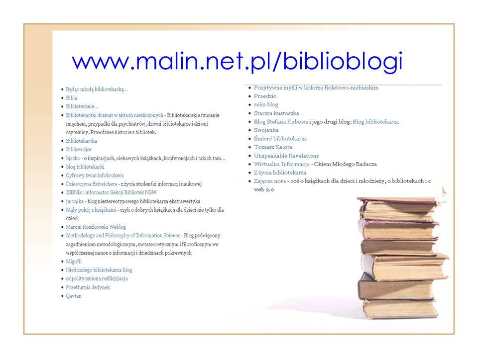 www.malin.net.pl/biblioblogi