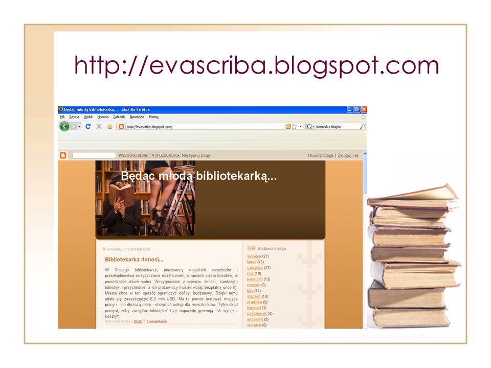 http://evascriba.blogspot.com