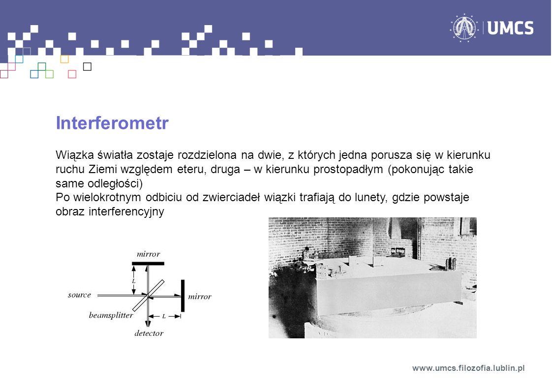 Interferometr