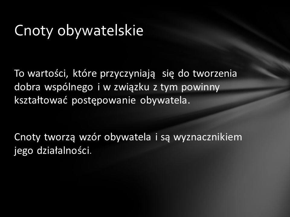 Cnoty obywatelskie