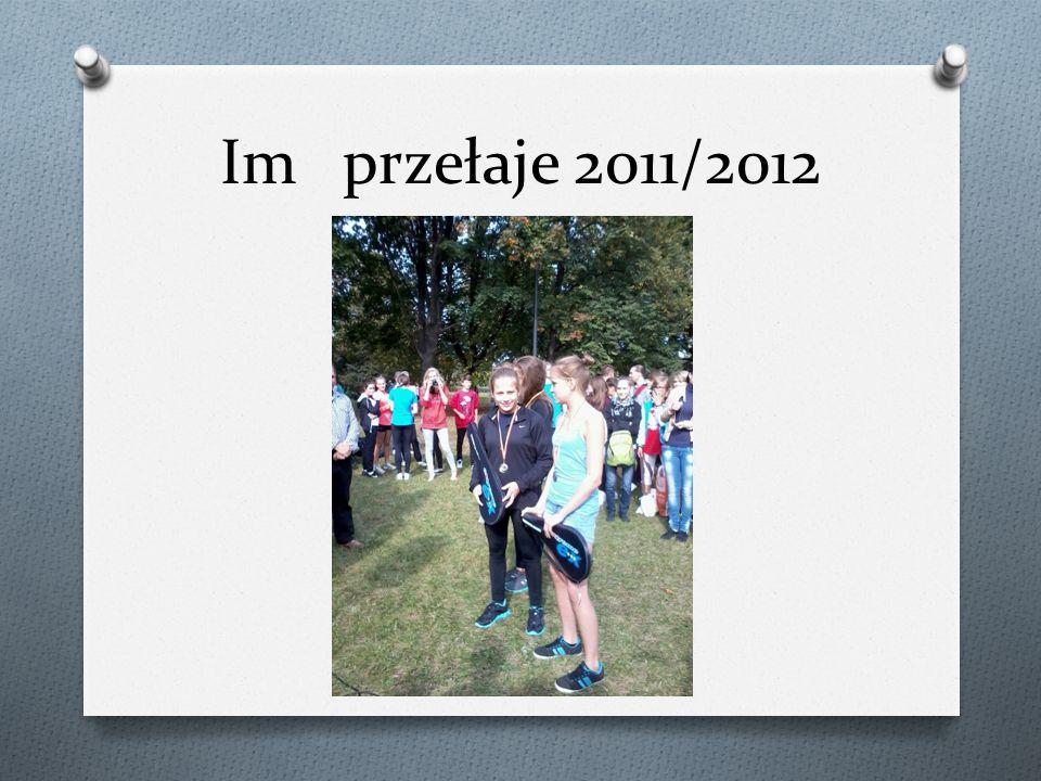 Im przełaje 2011/2012