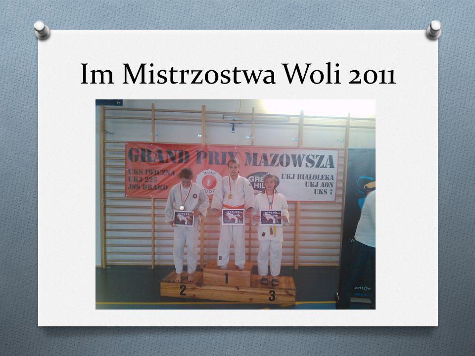 Im Mistrzostwa Woli 2011
