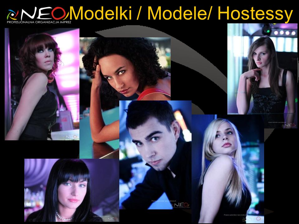 Modelki / Modele/ Hostessy