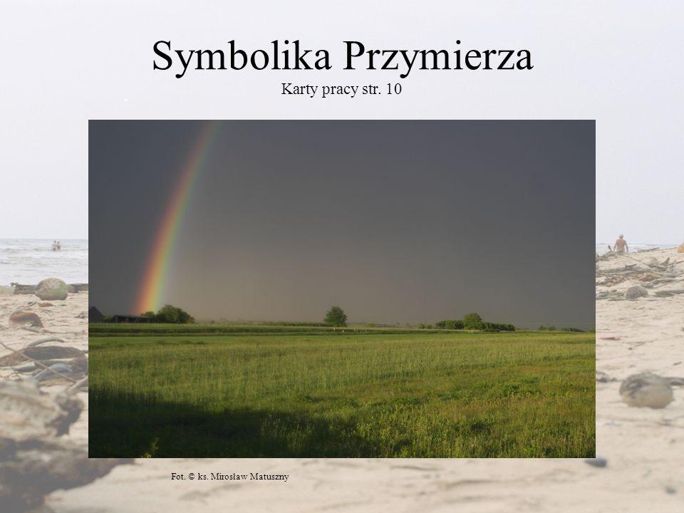 Symbolika Przymierza Karty pracy str. 10