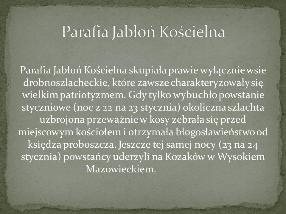 Parafia Jabłoń Kościelna