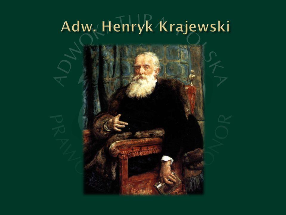 Adw. Henryk Krajewski