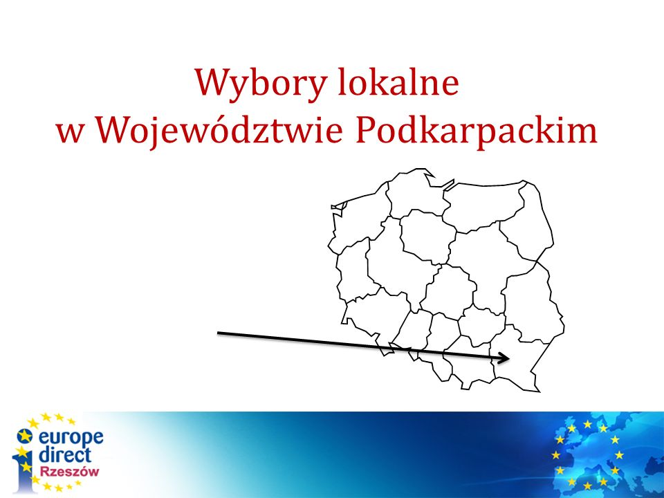 Wybory lokalne w Województwie Podkarpackim