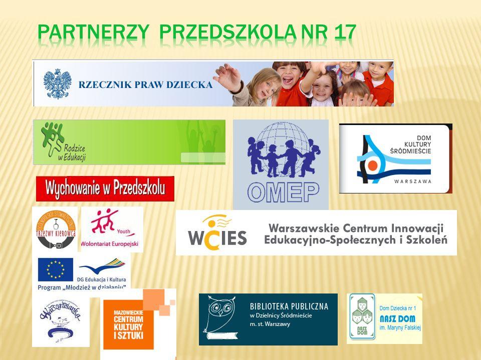 Partnerzy PRZEDSZKOLA NR 17