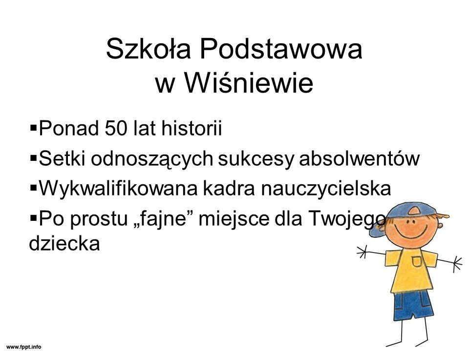 Szkoła Podstawowa w Wiśniewie
