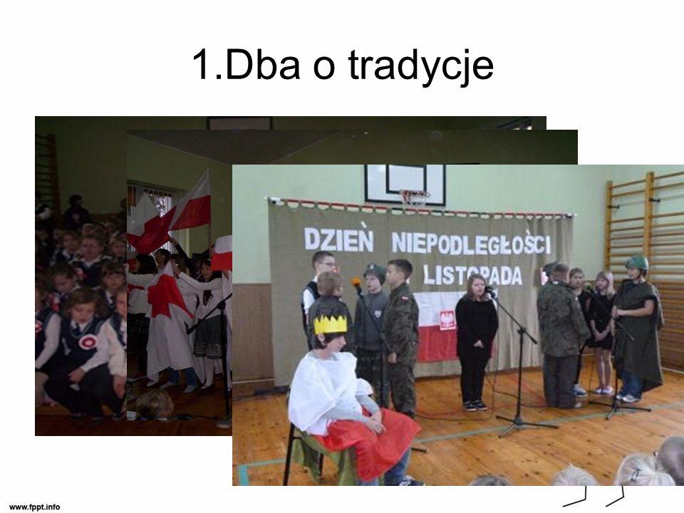 1.Dba o tradycje