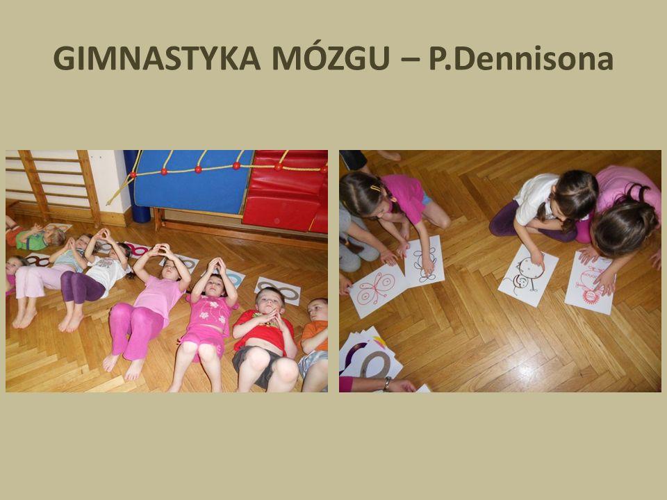 GIMNASTYKA MÓZGU – P.Dennisona