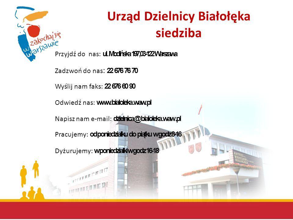 Urząd Dzielnicy Białołęka