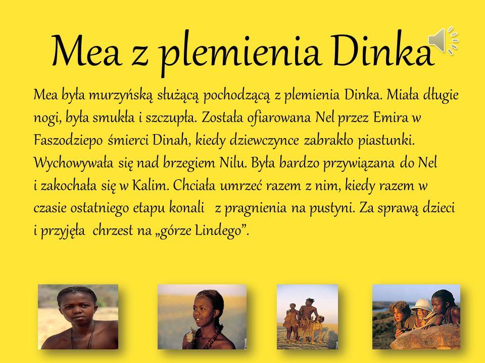 Mea z plemienia Dinka