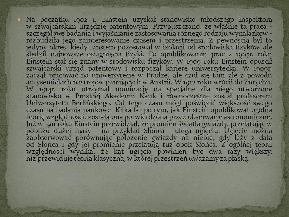 Na początku 1902 r.