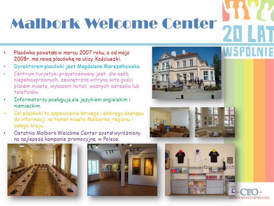 Malbork Welcome Center