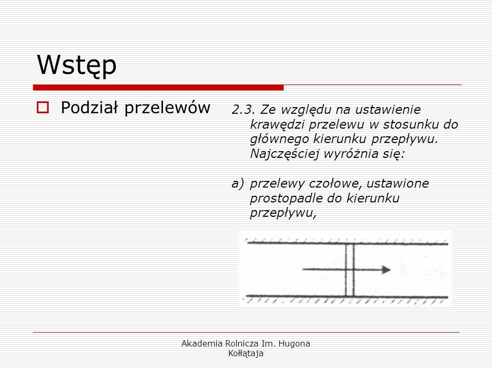 Akademia Rolnicza Im. Hugona Kołłątaja