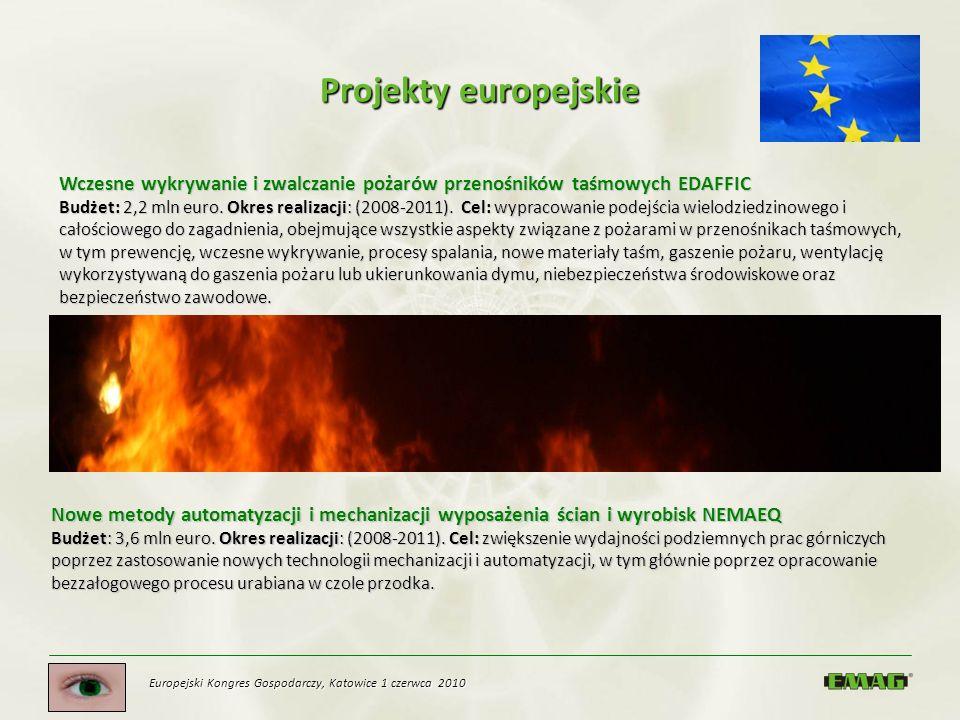 Projekty europejskie