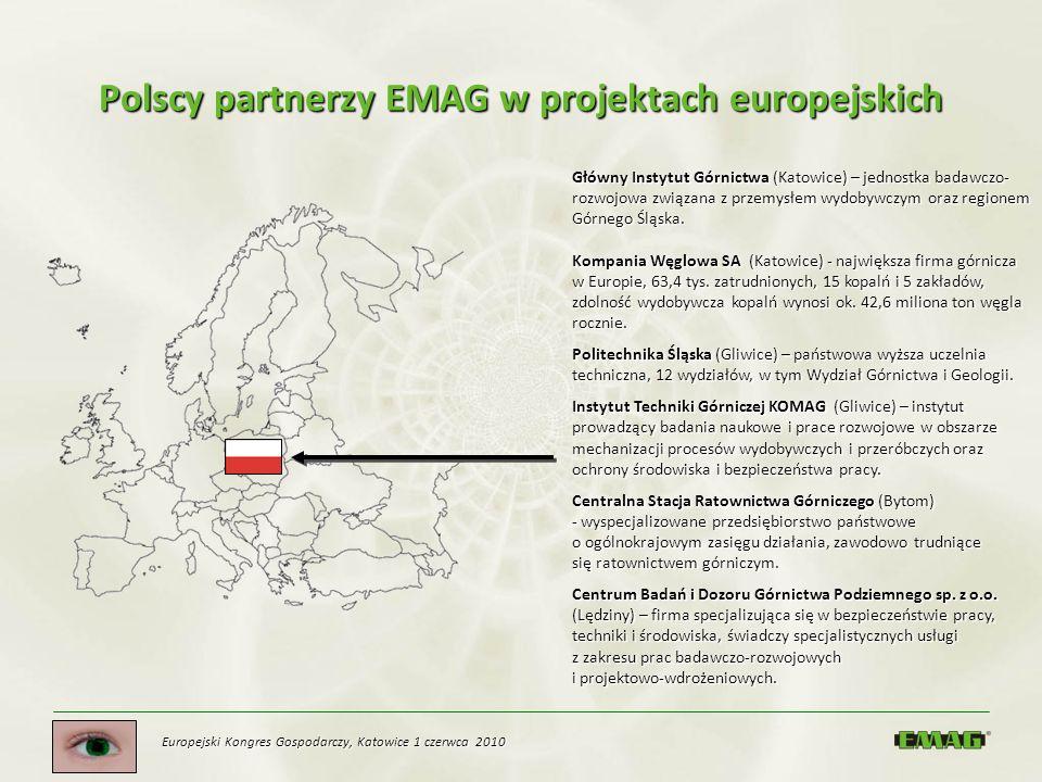 Polscy partnerzy EMAG w projektach europejskich