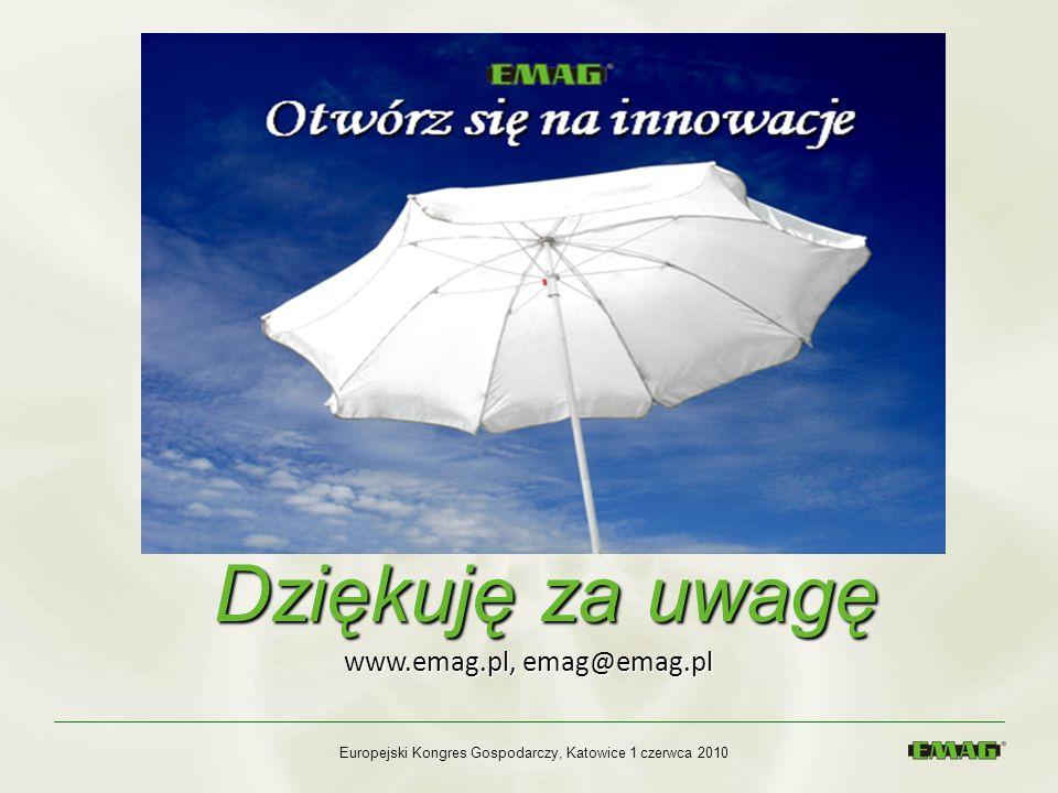 Dziękuję za uwagę www.emag.pl, emag@emag.pl