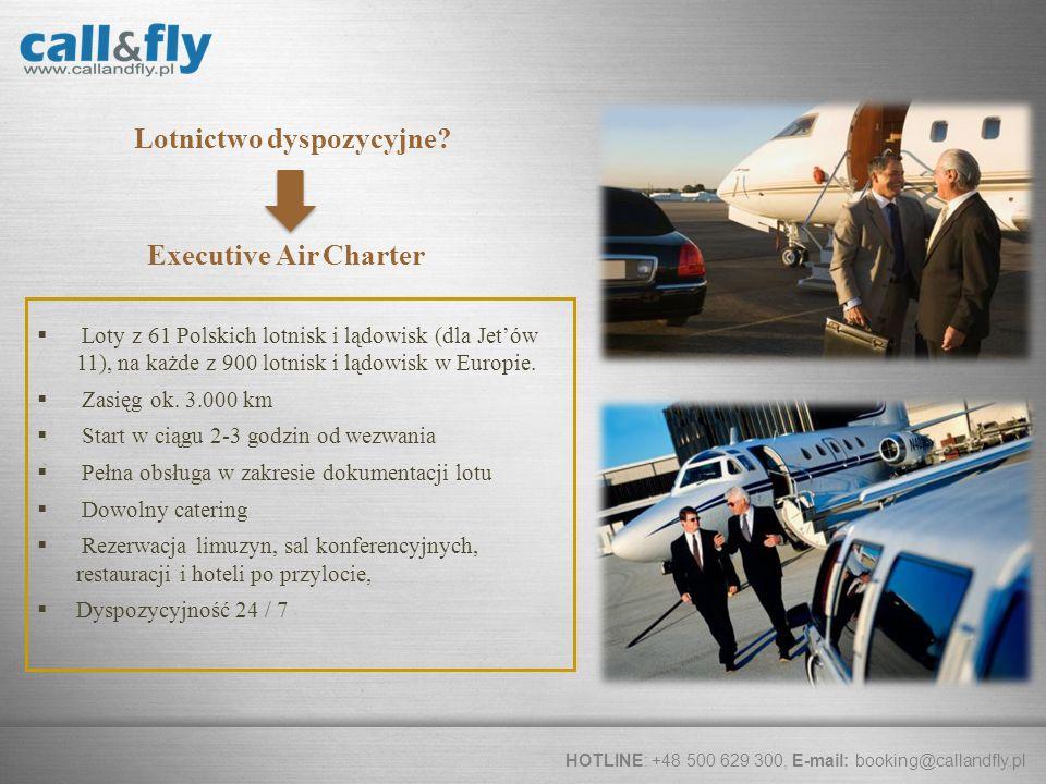 Lotnictwo dyspozycyjne