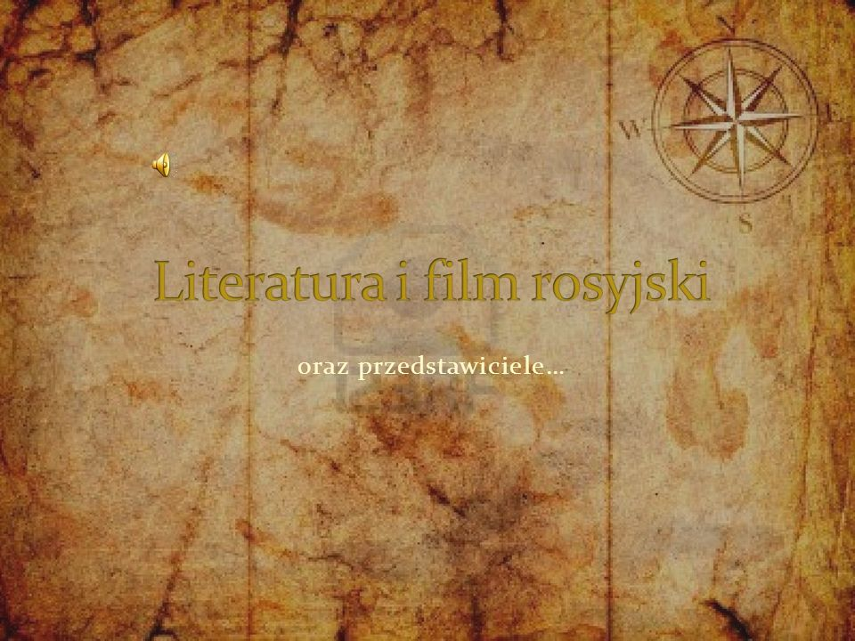 Literatura i film rosyjski