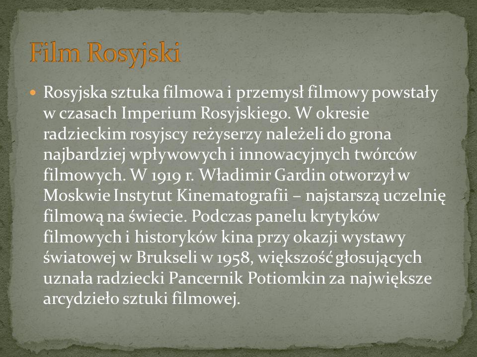 Film Rosyjski
