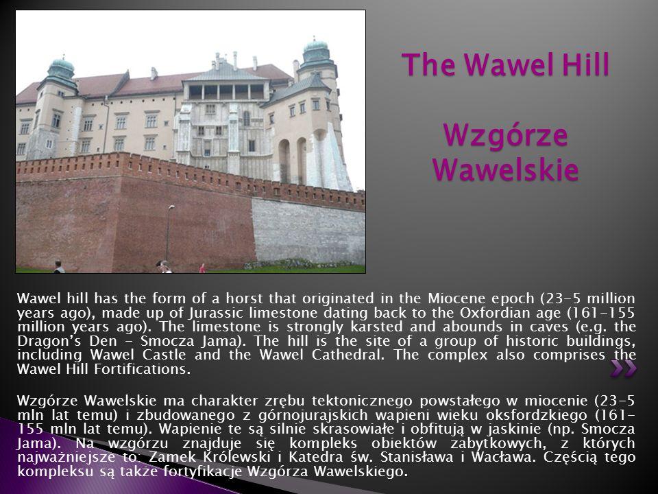 The Wawel Hill Wzgórze Wawelskie