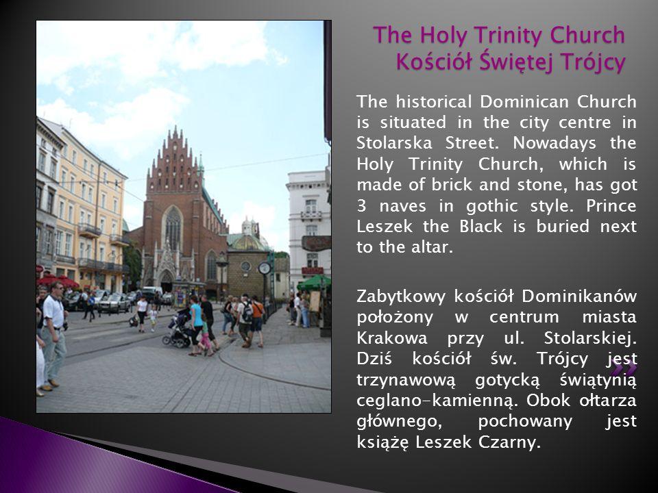 The Holy Trinity Church Kościół Świętej Trójcy